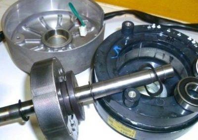 Reparación de módulo de ventilación
