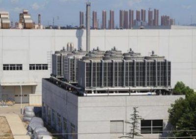 Reparación de torres de refrigeración